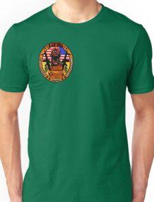 N.Carolina Zombie Extermination Squad (Upper rt shoulder) Unisex T-Shirt