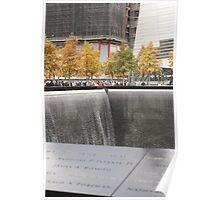 9-11 Memorial Poster