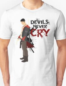 Devils Never Cry T-Shirt