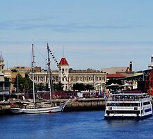 PORT PEEK HOUR-PORT ADELAIDE by JAMES LEVETT