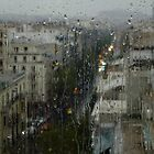 Rain Over Athens by Themis
