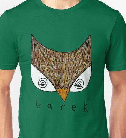 barek owl-head tee Unisex T-Shirt