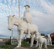DON QUIJOTE by gus72