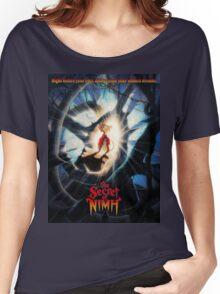 Secret of NIMH Women's Relaxed Fit T-Shirt