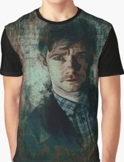 Watson Graphic T-Shirt