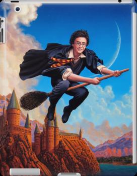 Harry Potter by Adam McDaniel