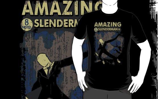 Amazing Slenderman by num421337