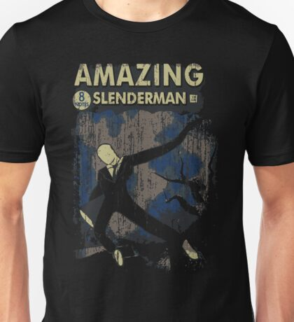 Amazing Slenderman Unisex T-Shirt