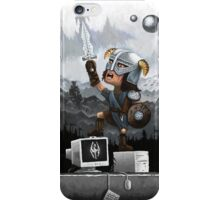 Skyrim FTW iPhone Case/Skin
