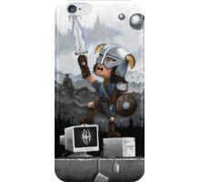 Skyrim FTW iPhone Case/Skin