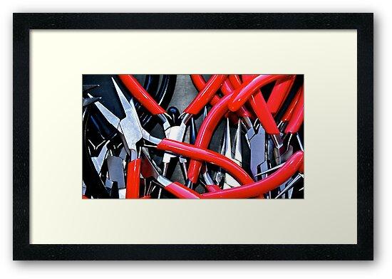 Something Red & Pointy by Mary Ellen Garcia