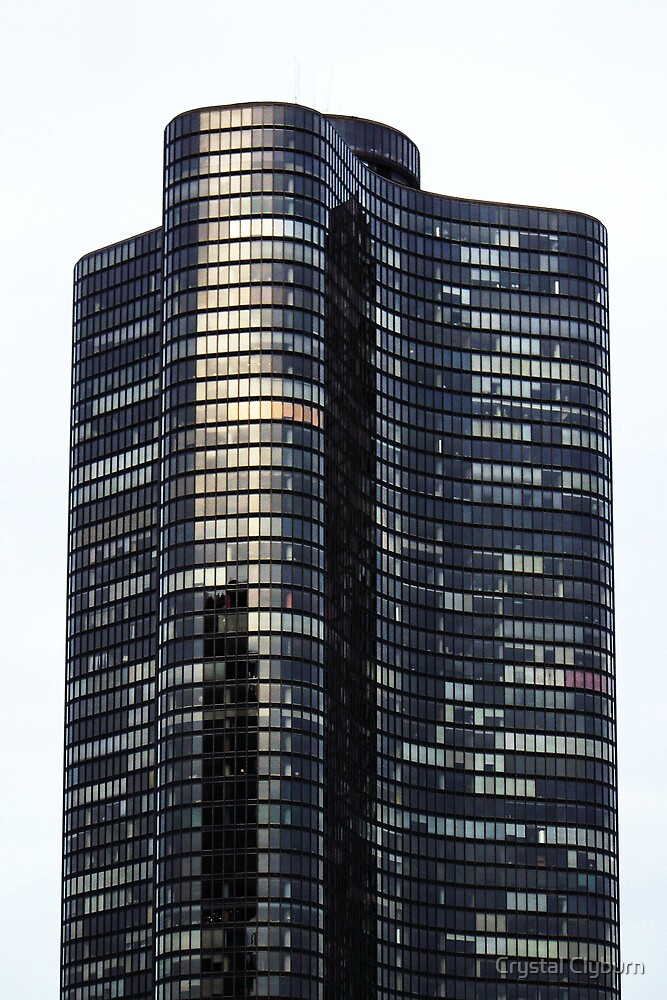 Lake Point Tower, Chicago, Illinois, Schipporeit and Heinrich by Crystal Clyburn