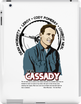 Neal Cassady - Beat Icon by jeastphoto