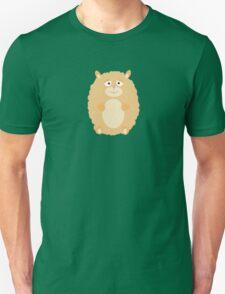 Fluffy Hamster Unisex T-Shirt