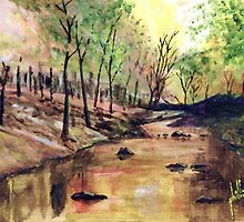 Up the Creek by Jim Phillips