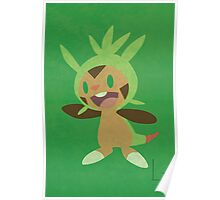Chespin Poster