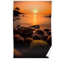 Sunset in Goa (no frame) Poster
