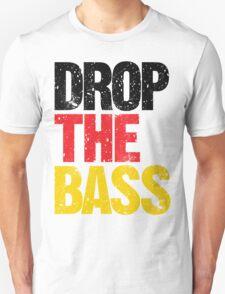 DROP THE BASS (Germany) Unisex T-Shirt