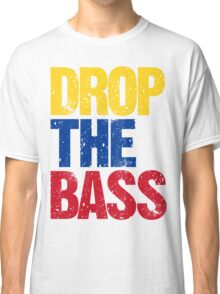 DROP THE BASS (Colombia) Classic T-Shirt