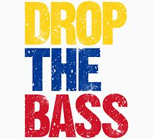 DROP THE BASS (Colombia) Womens Fitted T-Shirt
