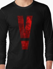 Metal Gear Solid - Big Boss Long Sleeve T-Shirt