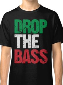 DROP THE BASS (Italy) Classic T-Shirt