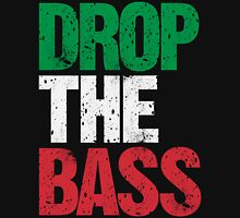 DROP THE BASS (Italy) Womens Fitted T-Shirt