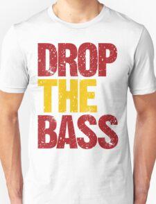 DROP THE BASS (Spain) Unisex T-Shirt