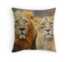 For Life by Pierre Blanchard Throw Pillow