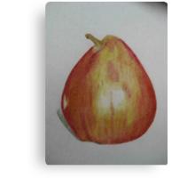 Anjou Pear Canvas Print