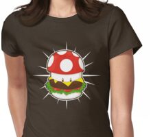 Super Lunch Time Womens Fitted T-Shirt