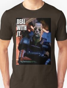 Commander Shepard- Deal with it T-Shirt