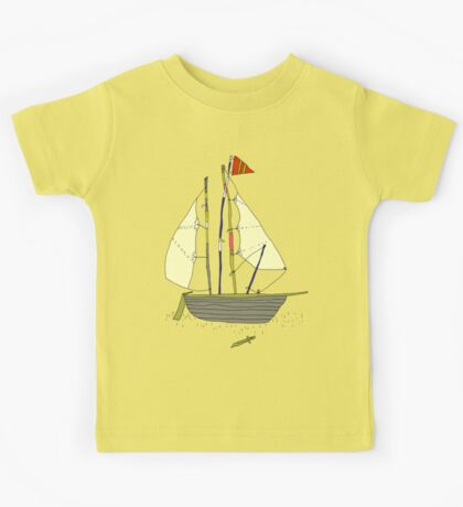 I always wanted to be a pirate... Kids Tee
