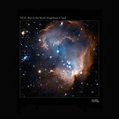 Infant Stars by Hubble - iPad case by Dennis Melling