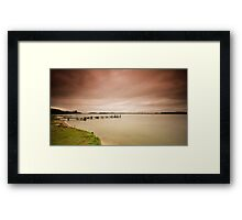 A place to be 01 Framed Print