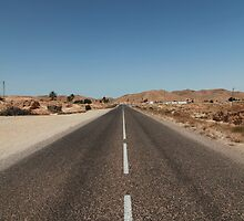 desert road by mrivserg