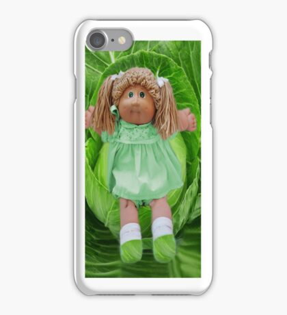 ❀◕‿◕❀ CABBAGE PATCH DOLL IPHONE CASE ❀◕‿◕❀ iPhone Case/Skin