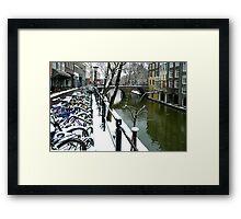 Bye, bye, winter! Framed Print