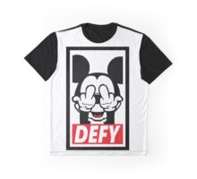 DEFY Graphic T-Shirt