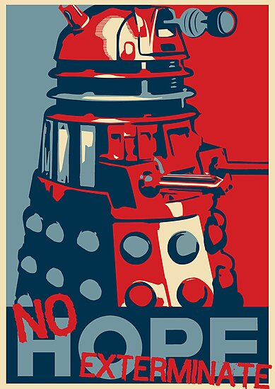 Hope - No Hope..Exterminate by somethingdiffer