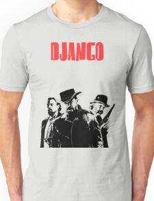 Django Unchained illustration  Unisex T-Shirt