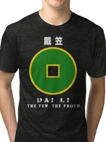 The Few. The Proud. The Dai Li. Tri-blend T-Shirt