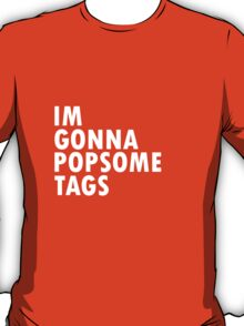 Thrift Shop Macklemore Tags Tee T-Shirt