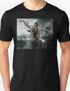 Assassin's creed Black flag T-Shirt