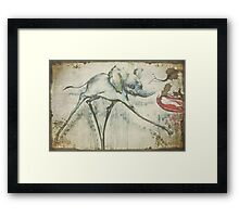 Daliesque Framed Print
