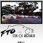 FTOs of Australia Calendar by bass-twitch