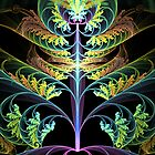 Tree of Life for iphone & ipad by Anne Pearson