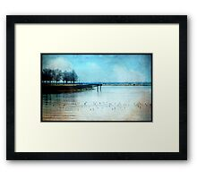 Milwaukee View © Framed Print