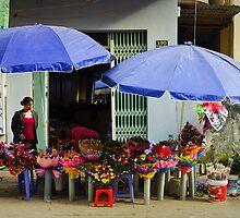 The Flower Lady by Austin Dean