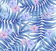 Tropical pattern by MartaOlgaKlara